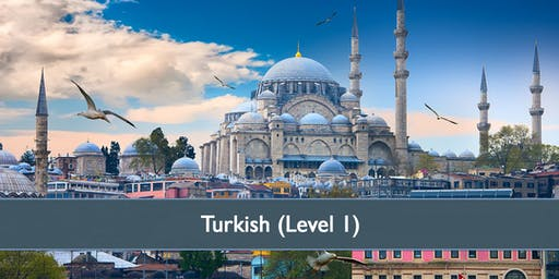 Turkish (Level 1) - October 2019