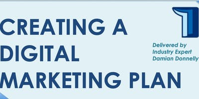 Creating a Digital Marketing Plan - 1 day workshop