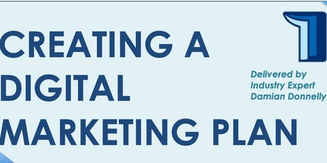 Creating a Digital Marketing Plan - 1 day workshop tickets