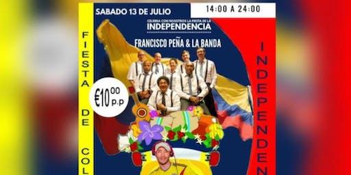 Fiesta de colombia Independencia
