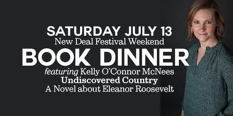 Book Dinner: A Novel About Eleanor Roosevelt tickets