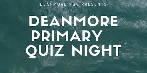 Deanmore Primary School Quiz night