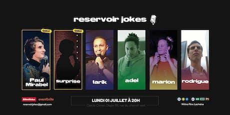 Reservoir Jokes #8 billets