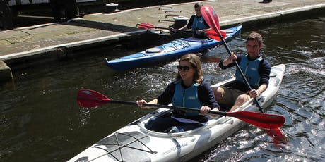 Try Kayaking - Free Taster Sessions! tickets