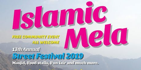 Islamic Mela 2019 tickets
