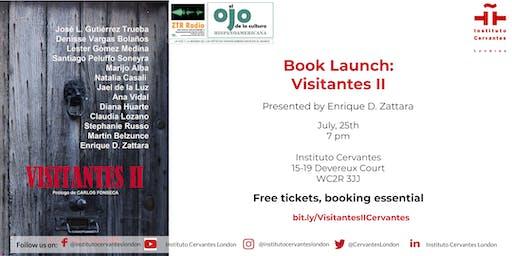 Book Launch: Visitantes II