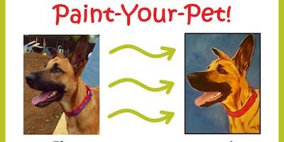 Paint Your Pet (Dublin)
