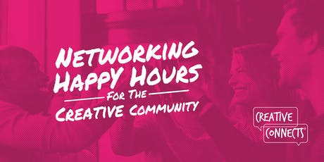 New Jersey CreativeConnects: Happy Hour for Creative, Marketing & Digital Professionals tickets