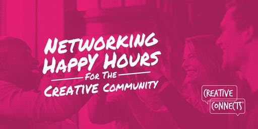 New Jersey CreativeConnects: Happy Hour for Creative, Marketing & Digital Professionals