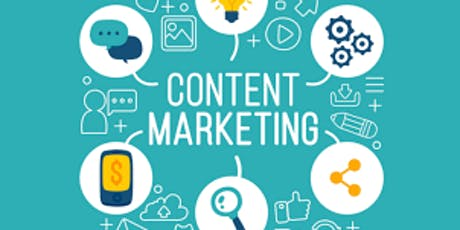 Content Marketing - 1 Day Workshop tickets