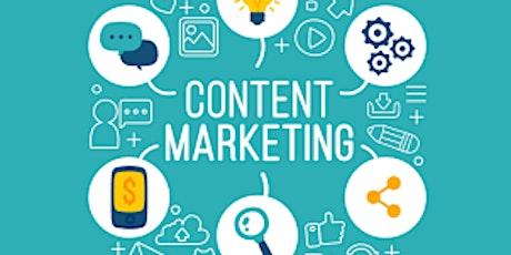 Content Marketing - 1 Day Workshop tickets