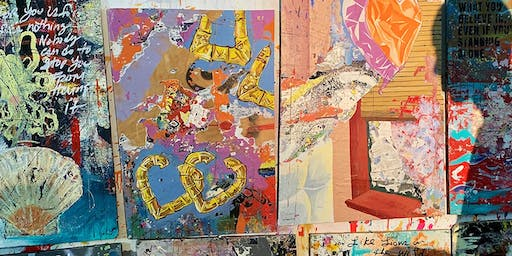 STELLAR - Bobby Hill Art Exhibition in NYC's Lower East Side