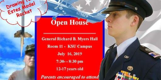 Civil Air Patrol Cadet Open House