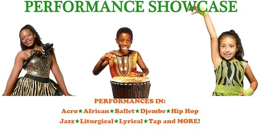 2019 Performance Showcase