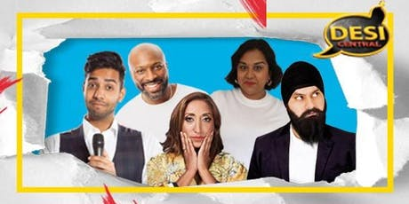Desi Central Comedy Show : Harrow tickets