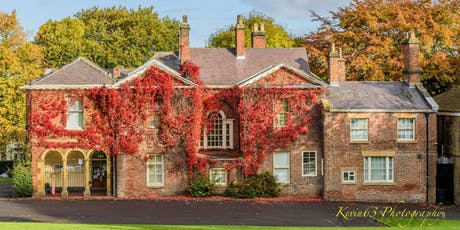 Discovering Meersbrook Hall tickets
