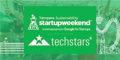 Techstars Startup Weekend Tampere 09/19