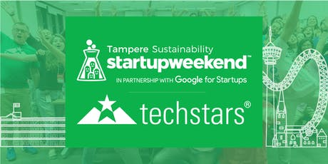 Techstars Startup Weekend Tampere 09/19 tickets