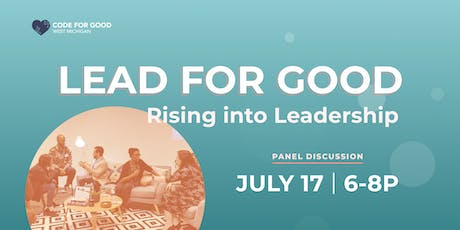 Lead For Good: Rising into Leadership tickets