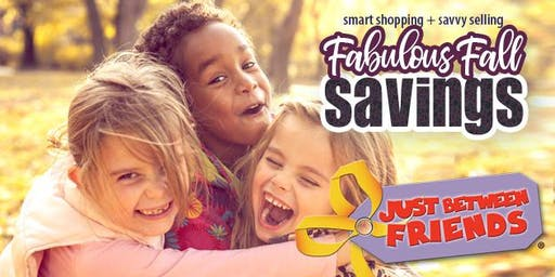 Free Admission Shopping Pass - JBF Pittsburgh South Fall 2019