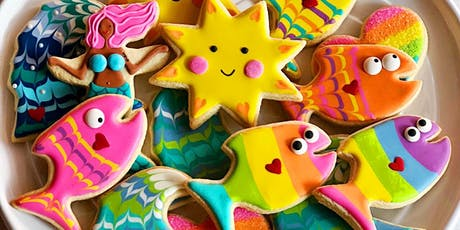 Summer Lovin' Cookie Decorating Workshop with Sweet Dani B at the Asbury Pa tickets