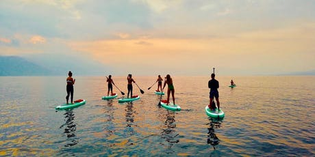 Paddle Surf Yoga in Ibiza tickets
