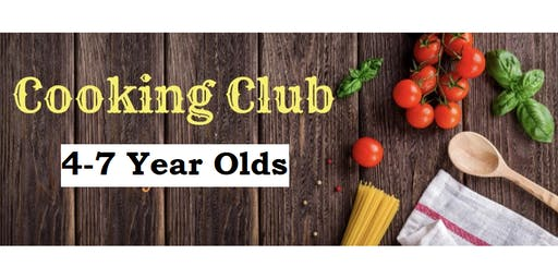 Cooking Club 4-7