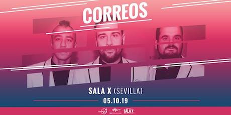 Correos en Sevilla entradas