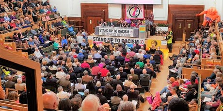 International Conference Against Racism & Fascism tickets