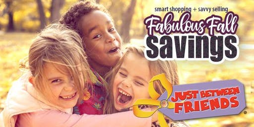 Military Family PreSale Shopping Pass- JBF Pittsburgh South Fall 2019