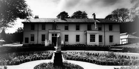 Bedwellty House Ghost Hunt-Tredegar- 21/09/2019- £35 P/P tickets
