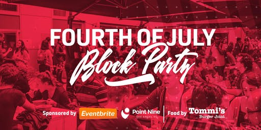 Fourth of July Block Party