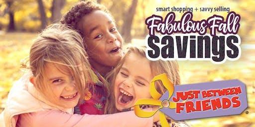 Teacher/Educator PreSale Shopping Pass- JBF Pittsburgh South Fall 2019