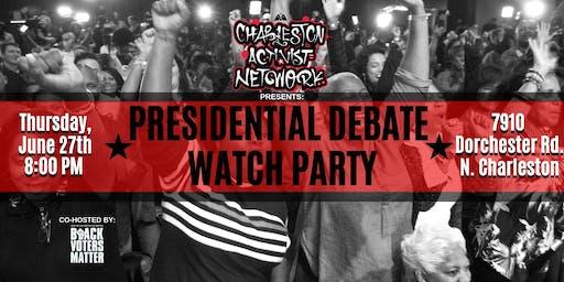 Presidential Debate Watch Party