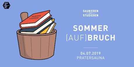 Sommer statt Studieren Tickets