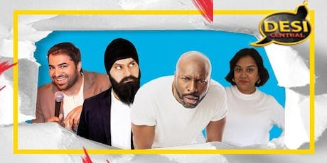 Desi Central Comedy Show : Gravesend tickets