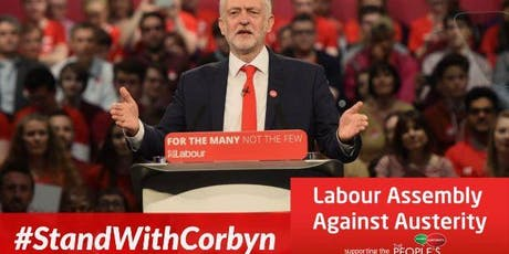 Hackney Stands With Corbyn - Unite to End Tory Austerity tickets