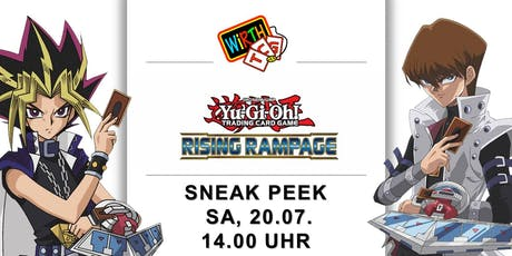 Sneak Peek Rising Rampage  Tickets