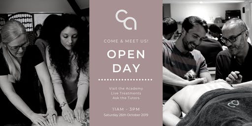 Cotswold Academy OPEN DAY 26th October 2019