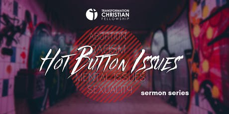 Hot Button Issues: Sermon Series tickets