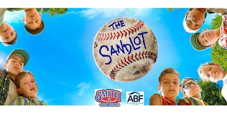 Kids Club Movie: The Sandlot tickets