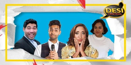 Desi Central Comedy Show : Shoreditch tickets