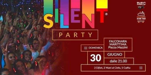 ☊ Silent Party® ☊ Falconara Marittima 30 Giu Ingresso Gratuito