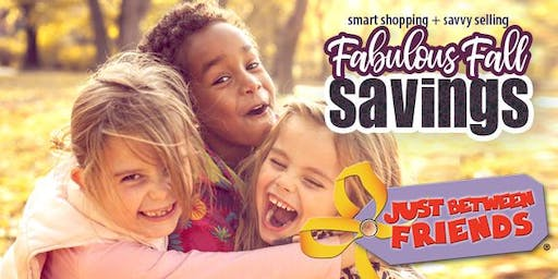 Adoptive/Foster Families PreSale Shopping Pass- JBF Pittsburgh South Fall 2019