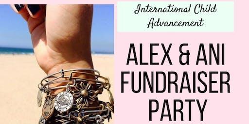 Alex & Ani Party Fundraiser