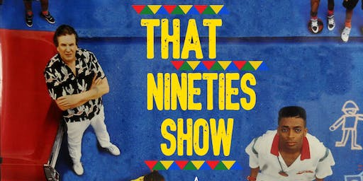 That Nineties Show: A Singer's Lounge Joint