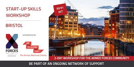 Start-Up Skills Workshop: Bristol