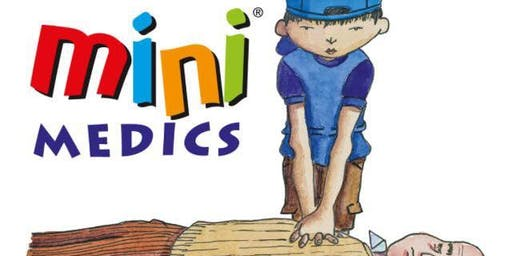 Mini Medics for 7-13 year olds
