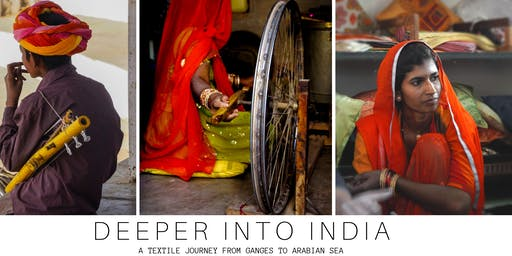 Deeper into India 2020:  A Textile Journey