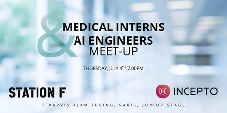 Medical Interns & AI Engineers tickets